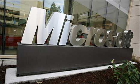 Hackers attack Microsoft computers