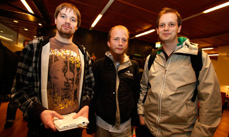 Pirate Bay co-founder charged with alleged hacking and fraud