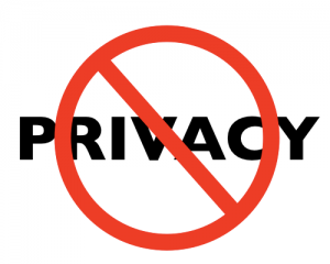 Google : Don't Expect Privacy